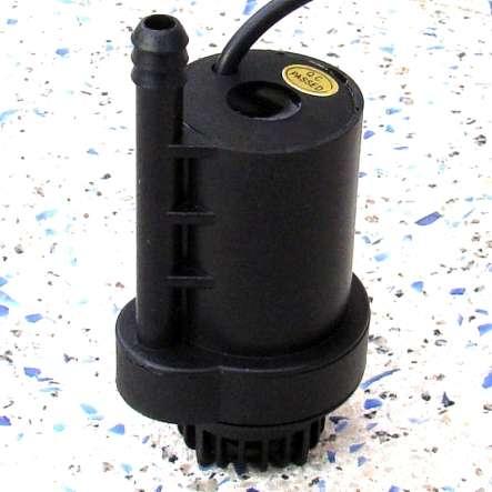 12V Pumpe 20Watt 350L/h Universalpumpe