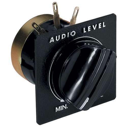 Lautsprecherregler MONO 1x 10/100W 41x24mm Pegelsteller Lautstärkeregler