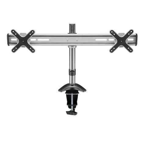 Tischhalter für 2 Bildschirme Monitore bis 58cm (23zoll) Halter VESA