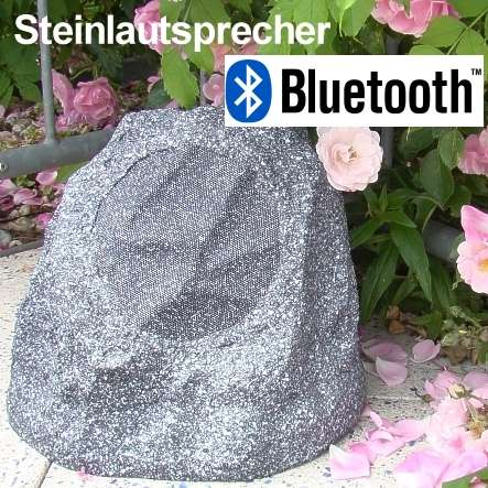 Steinlautsprecher Bluetooth Gartenlautsprecher 220VAC Version