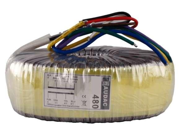 480W ELA Trafo 100V Übertrager Ringkern