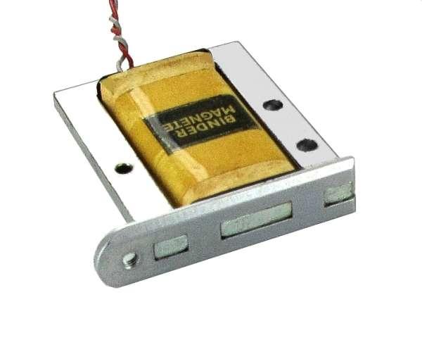 Elektromagnet Haltemagnet 24V DC 80mA Binder 4957509B