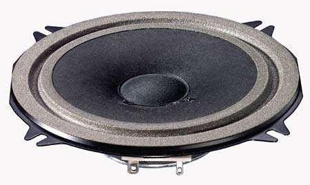 FR12 40W 8Ohm Lautsprecher 130mm Superflach 28mm