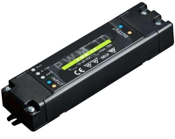 LED Dimmer bis 10A Eingang 12V oder 24V PWM bis 400W 0-10V oder Poti