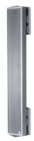 Tonsäule 700mm ALU 50W ELA 100V TS-C-30/700T Silbergrau