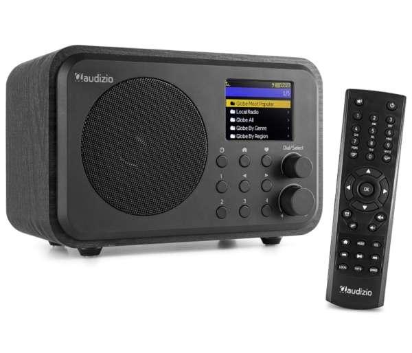 Radio Webradio WLAN mit Bluetooth APP DLNA UPnP Netzwerkplayer mit Fernbedienung
