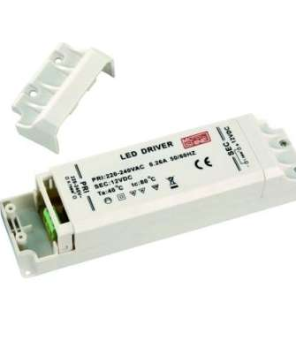12V LED Netzteil 12V 50W flacher LED Trafo LED Konverter
