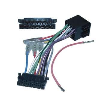 Autoradio Adapter ISO Kabel für JVC 13polig