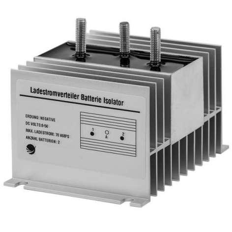 Batterie Trenndiode 70A KAK für 2 Akkus 70A Diode