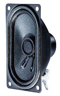 40x70mm Lautsprecher 4-Ohm 4W SC4.7ND Breitband Neodym