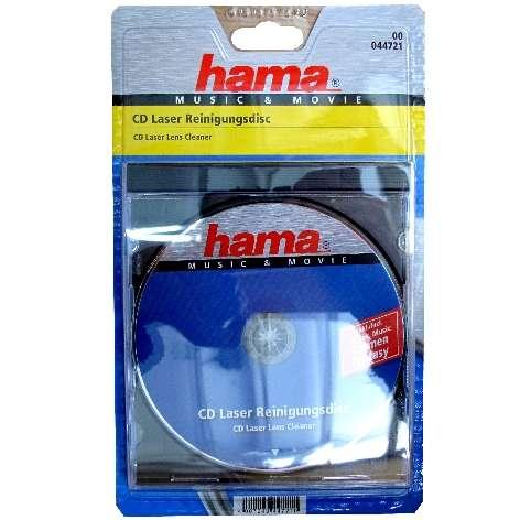 CD Reinigung Disc zur Reinigung der Linse von CD Laufwerken