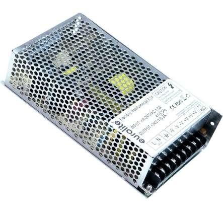 24V Netzteil 24V 8A 200W Case Schaltnetzteil