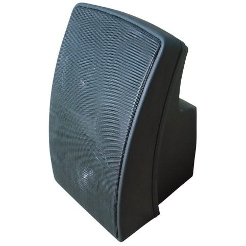 Wandlautsprecher 100W 8Ohm MD60 IP44 Outdoor Schwarz
