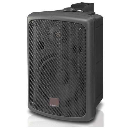 Lautsprecherbox 150W 8Ohm Indoor Outdoor PRO800 Schwarz