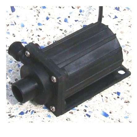 12V Pumpe 10Watt 350L/h Universalpumpe