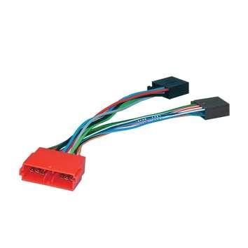 Autoradio Adapter Kabel für CITROEN XM PEUGEOT 605 Strom und LS