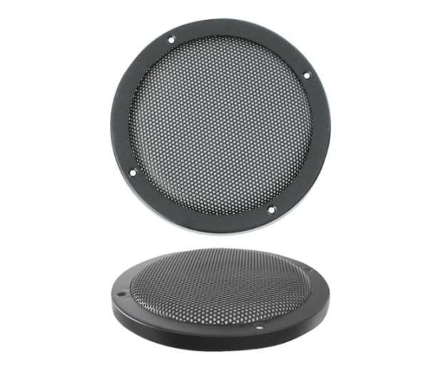 17cm Lautsprecherabdeckung 174mm 1-teilig Feingitter Gitter für Lautsprecher