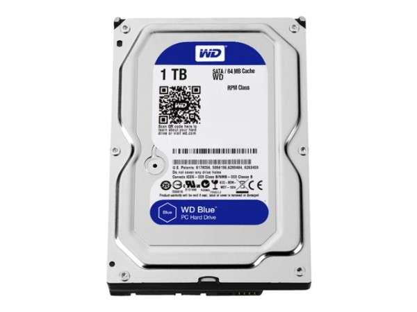 1TB Festplatte SATA-3 5400Umin 64MB Cache 3,5zoll
