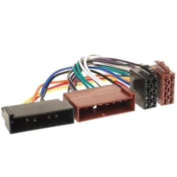 Autoradio Adapter ISO für FORD Lautsprecher und Strom sowie Jaguar Mazda Nissan