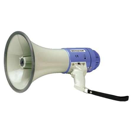 Megafon TM25 25W Megaphon mit Sirene