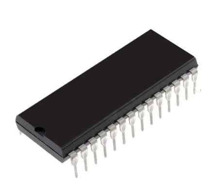 8251A Microcontroller DIP28 P8251A Intel DC8434