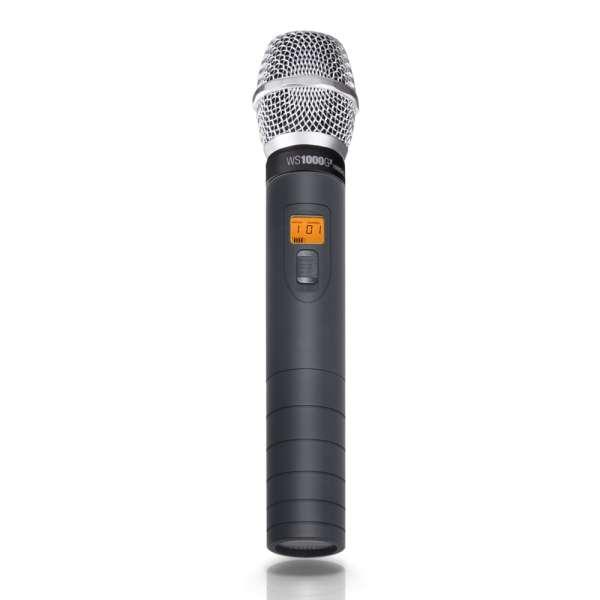 Zubehör Funkmikrofon Handmikro LDWS1000G2MC