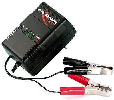 Ladegerät für Bleiakkus 2-24Ah zu mit 2V 6V 12V 24V Akkus ALCS2-24A