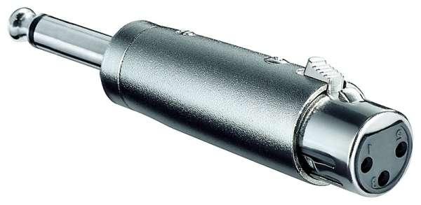 XLR Adapter Klinke