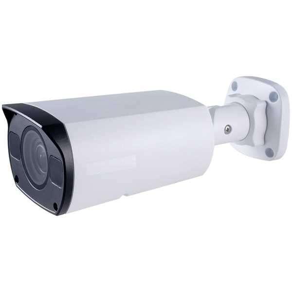 4MP LAN IP Kamera Bullet TBL4711 3-12mm Variobjektiv Motorzoom ONVIF SD-Slot POE IK10 H265 MJPEG
