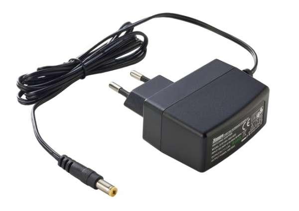 12V Netzteil 12V 12W 1A Stecker 5,5x2,5mm Steckernetzteil SYS1381