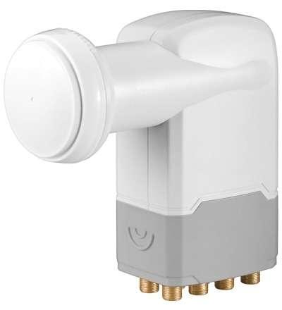SAT LNB OCTO Digital 40mm mit Switch
