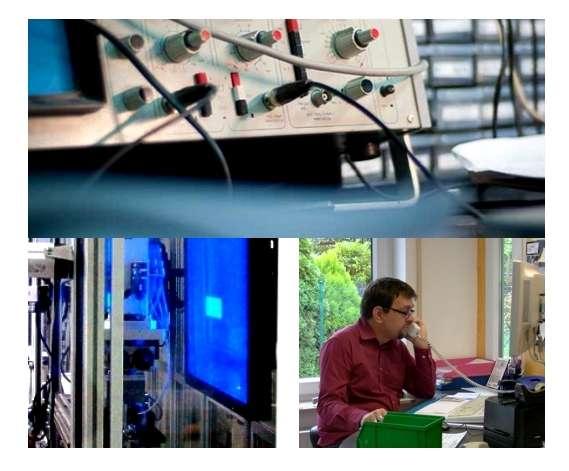 Arbeitszeit Kameratechnik Festplatte in NVR DVR einbauen