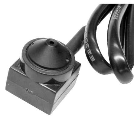 MiniKamera CVBS Analog 12x15mm Tarnkamera mit abgesetztem Mikrofon Spionkamera