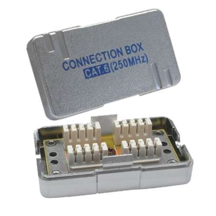 CAT6 Verbindungsbox Klemmverteiler Patch LSA