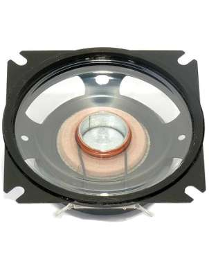 SL87WPM 30W 4ohm Breitbandlautsprecher 83x83mm