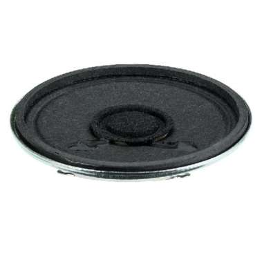 45mm Lautsprecher 0,5W 8Ohm 11mm Flach