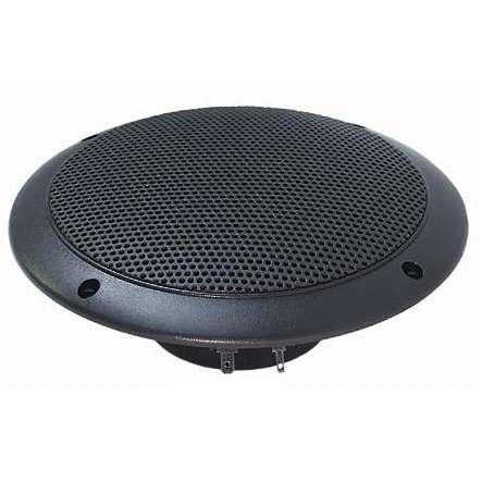 FR13WP 60W 4ohm 150mm Lautsprecher Wasserfest Schwarz