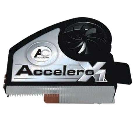 Lüfter für Grafikkarten ArcticCooling Accelero X1 und ähnliche