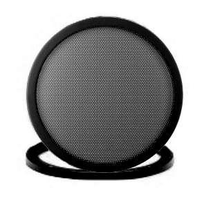 16cm Lautsprecherabdeckung 162mm 2-teilig Feingitter Gitter für Lautsprecher