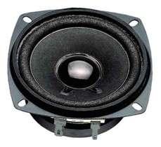 80mm Lautsprecher 15W 4ohm FR8 80x80mm Breitband