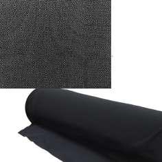 Akustikstoff Bespannstoff 150cm breit Schwarz Meterware