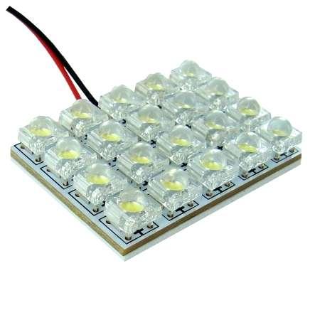 100 LED 5mm weiß 15000mcd 12V Tuning Modding Leuchtdioden Birnen weiße LEDs