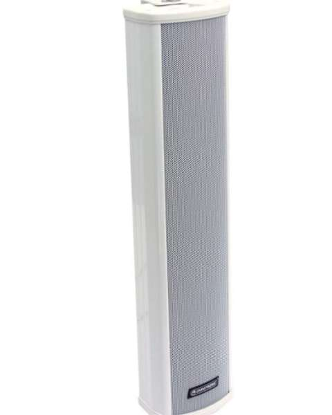 Tonsäule 560mm 50W ELA 100V SCS326 Weiss ALU