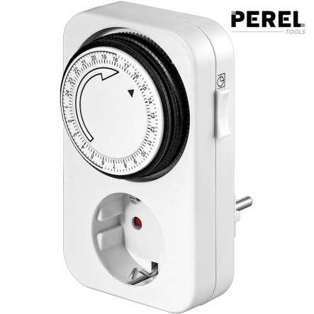 Tages Zeitschaltuhr Uhr manuell schaltbar