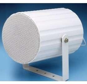 ELA Soundprojektor aus ALU mit 1x Lautsprecher und Trafo
