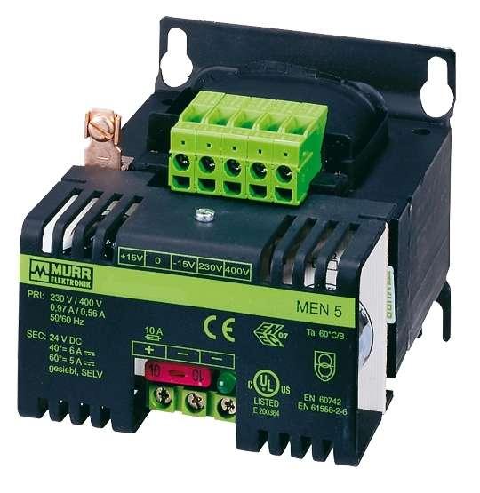 24V Trafo 400V 24VDC Netzteil 120-144W 230V 400V 24V 5A