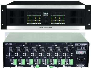 8Kanal Verstärker mit 8x200W = 1800W STA-1508 Multiroom
