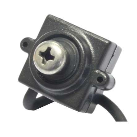 MiniKamera CVBS Analog 20x20mm Tarnkamera mit Schraubenkopf-Objektiv