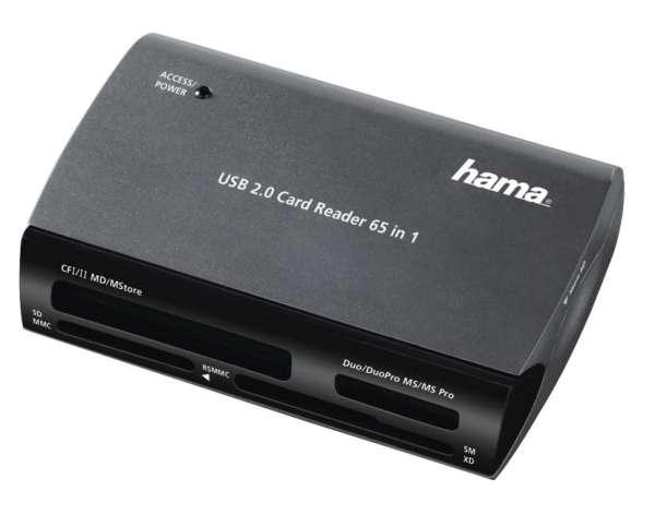 CardReader 65in1 Kartenleser extern USB2