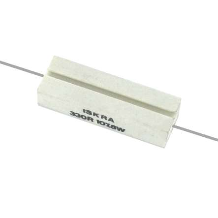 0,39Ohm R39 Widerstand 8W axial